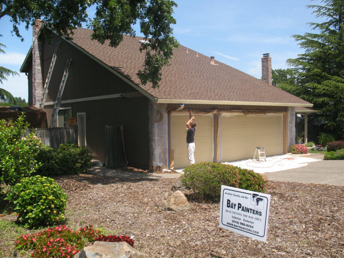 Novato Painting Contractor Interior Exterior Painting